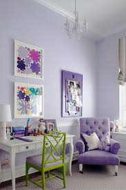 lavender painted walls open your doors and let those spring colors in a lovely shade of