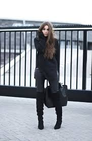 best street riding boots tall boots for women best street styles to copy fashion twin