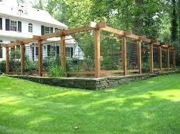 Ideas For Fencing In A Garden Iron Garden Fence Hydraz Club