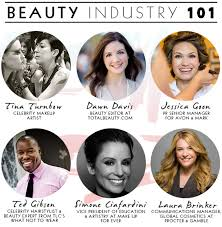 beauty industry 101 experts share advice on how to land any job