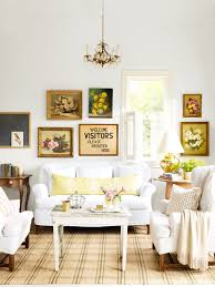 nice country style living room ideas country living magazine