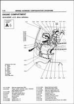 mitsubishi pajero io 1999 body chassis wiring diagrams