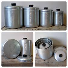 20 vintage style kitchen canisters reorganized simplicity