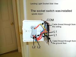 3 gang switch box wiring diagram three switches one light diagram