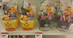 pre made easter baskets for babies target infantino easter basket filled w baby toys just 9 each