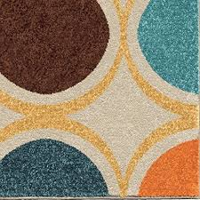Area Rugs With Turquoise And Brown Furniture Orange And Blue Area Rug Luxury Chandra Stella Or