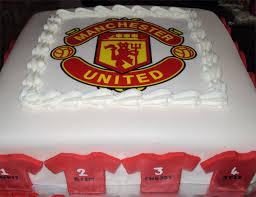 delana u0027s cakes man united cake