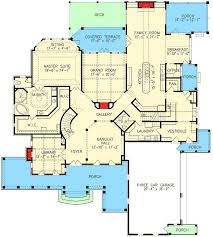 farm house plan luxurious farmhouse plan 15754ge architectural designs house