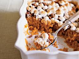 traditional sweet potato casserole recipe myrecipes
