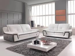 modèle canapé canapé cuir de fabrication italienne modèle genova