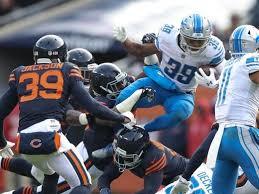 recap detroit lions hold chicago bears 27 24