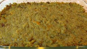betty s cornbread dressing with italian sausage