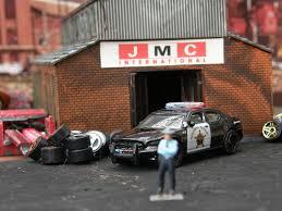 police car toy hotwheels car toy police car miniature custom model cool fun dodge
