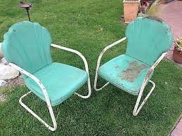 Retro Patio Furniture 342 Best My Vintage Lawn Furniture Images On Pinterest Lawn