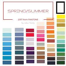 pantone spring summer 2017 spring summer 2017 by colour family mecc interiors inc
