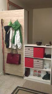Bookcase Wall How To Create An Entryway Bookcases Smart Diy Solutions For Renters