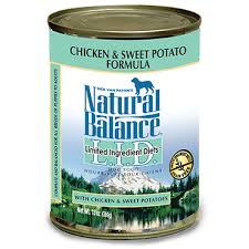 canned natural balance pet foods