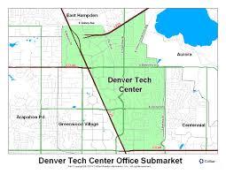 Map Denver Colorado by Regency Plaza Transwestern Com
