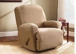 sure fit chair slipcover surefit recliner slipcover ebay