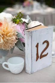 numero table mariage numéros de table mariage idées originales livre à customiser