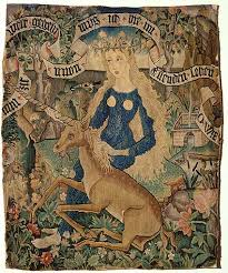 are there really unicorns in the king bible on the front