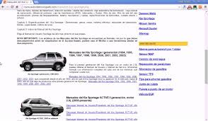 manuales kia sportage youtube