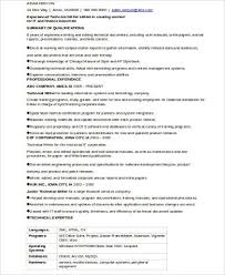 Technical Writer Resume Samples by Cover Letter Technical Writer