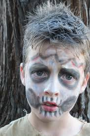 kids halloween makeup jared and barbara bjarnason birthdays soccer games parks and