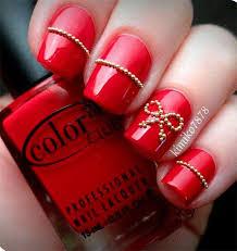 simple red wedding nail art designs u0026 ideas 2014 fabulous nail