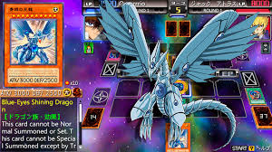 yu gi oh 5d u0027s tag force 6 blue eyes shining dragon seto kaiba