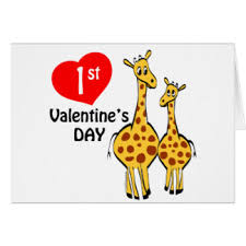 s day giraffe baby girl giraffe greeting cards zazzle