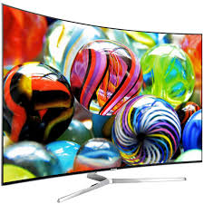 samsung ua65ks9500 65 inch 165cm curved suhd smart tv appliances