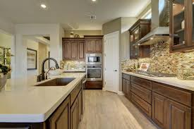 Beech Kitchen Cabinets by Kona Photos 3 4 Burrows Cabinets Central Texas Builder