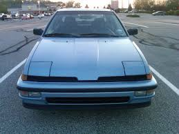 1988 Accord Hatchback Curbside Classic 1989 Acura Integra Ls U2013 A Hatch For The