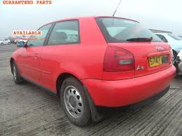 audi a3 1998 for sale audi a3 breakers a3 1 6 dismantlers