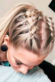 hair styles for a run best 25 braided hairstyles ideas on pinterest plaits hairstyles