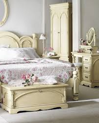 shabby chic bedroom sets white and grey wall paint blue platform