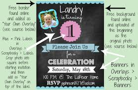 How To Make Birthday Invitation Cards At Home How To Create An Invitation In Picmonkey