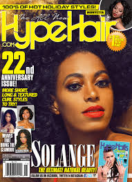 hype hair magazine photo gallery solange covers hype hair s november issue