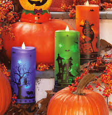 Flickering Light Bulb Halloween by Halloween Candles And Flameless Candles Halloween Wikii