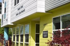 senior appartments maple park senior apartments community housing improvement