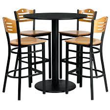 small high top table small high top table set of 10 round restaurantcafebar and wood seat