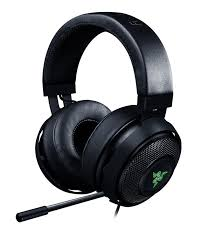 balance cuisine 駘ectronique razer kraken pro v2 oval gaming headset black headphones audio