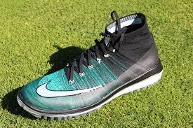 review nike flyknit elite golf shoes u2013 golfwrx