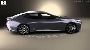 xe lexus lf lc lexus lf fc 2015 3d model by humster3d com youtube