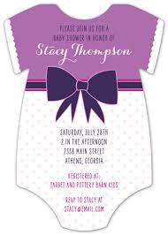 templates onesie template for baby shower invitation also diy