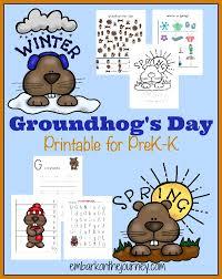 free groundhog u0027s printable pack multi taskin u0027 mom