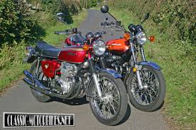 honda 750 honda cb750 road test classic motorbikes