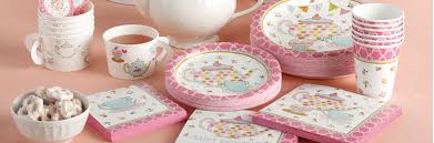 tea party favors tea party decorations supplies shindigz