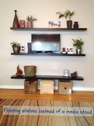 Concepts In Home Design Wall Ledges by Dvd Wall Shelf Vuelta A Casa Living Room Shelvestv Wall Trendy